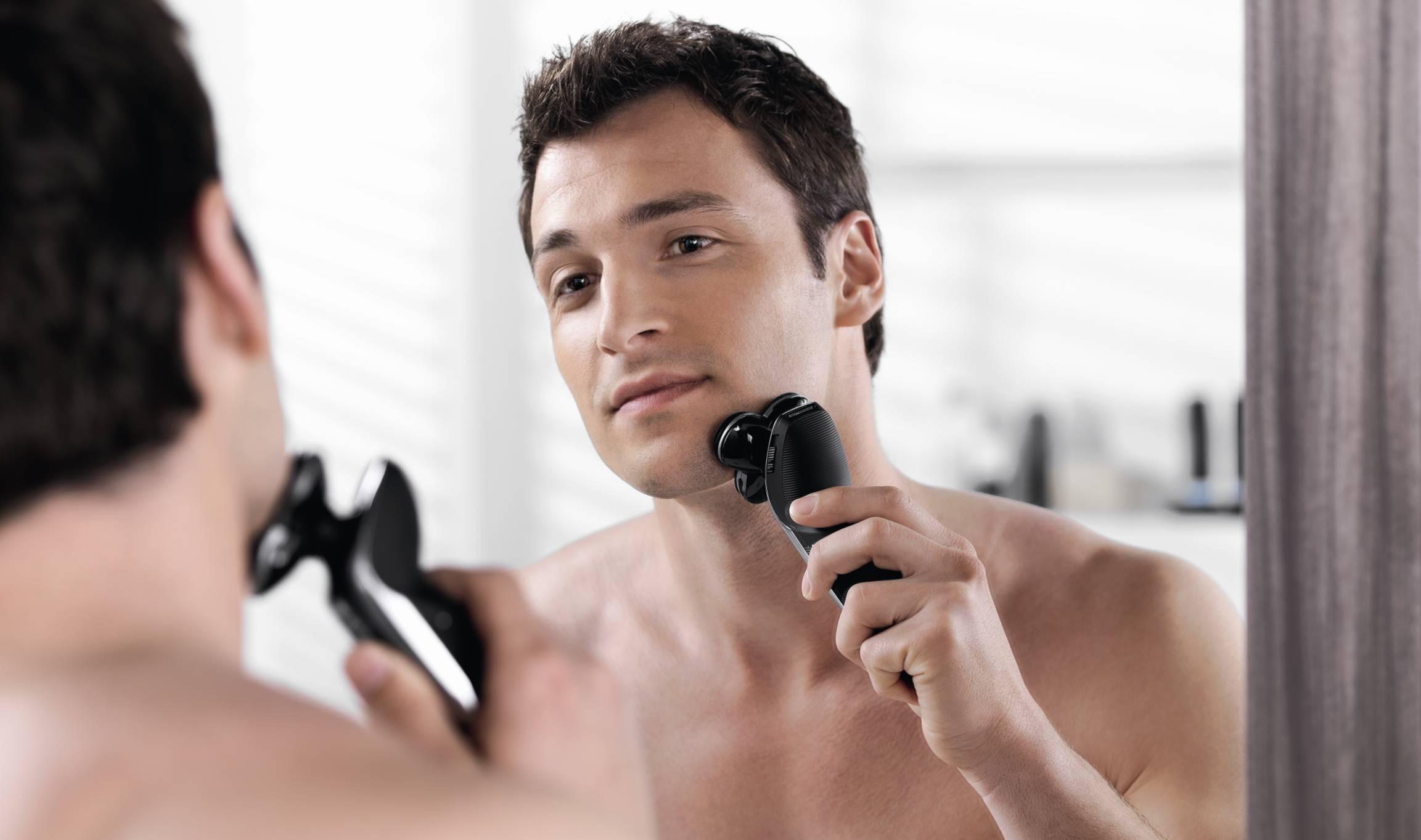 Quel rasoir electrique choisir quand on a une barbe dur for Quel cuisiniste choisir 2015