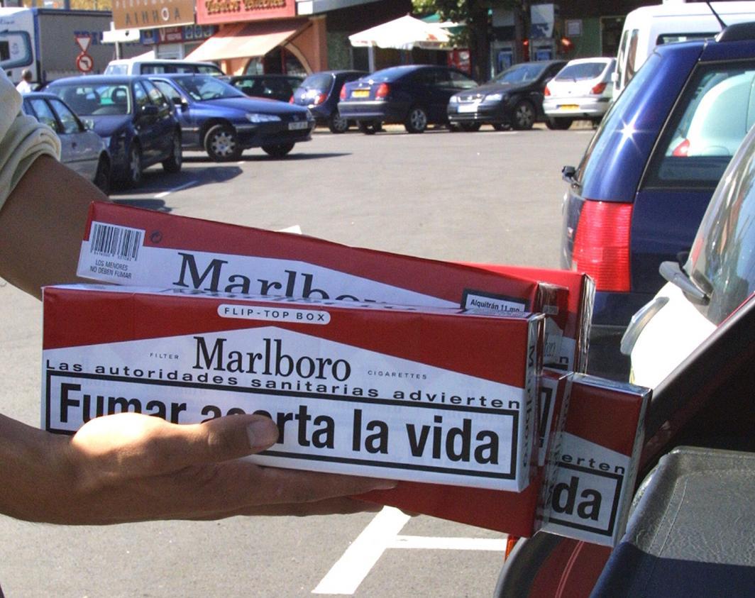 Info-quotas.fr : l'achat des cigarettes en Europe