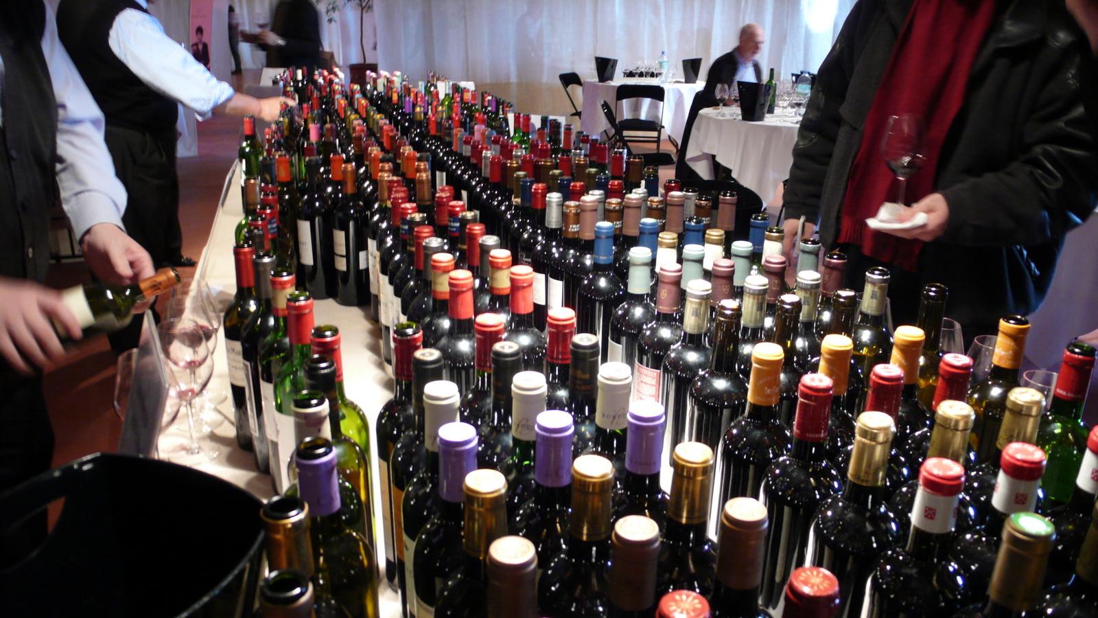 J'ai découvert l'investissement par le biais du vin primeur