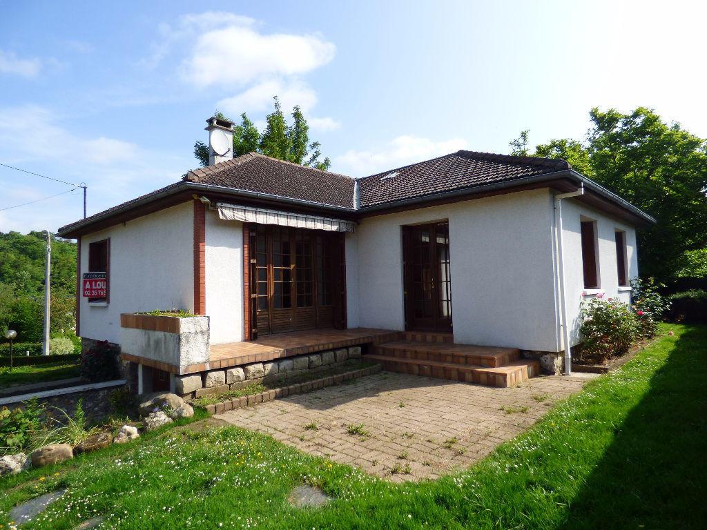 Location maison: la carte professionnelle d'une agence immobilière