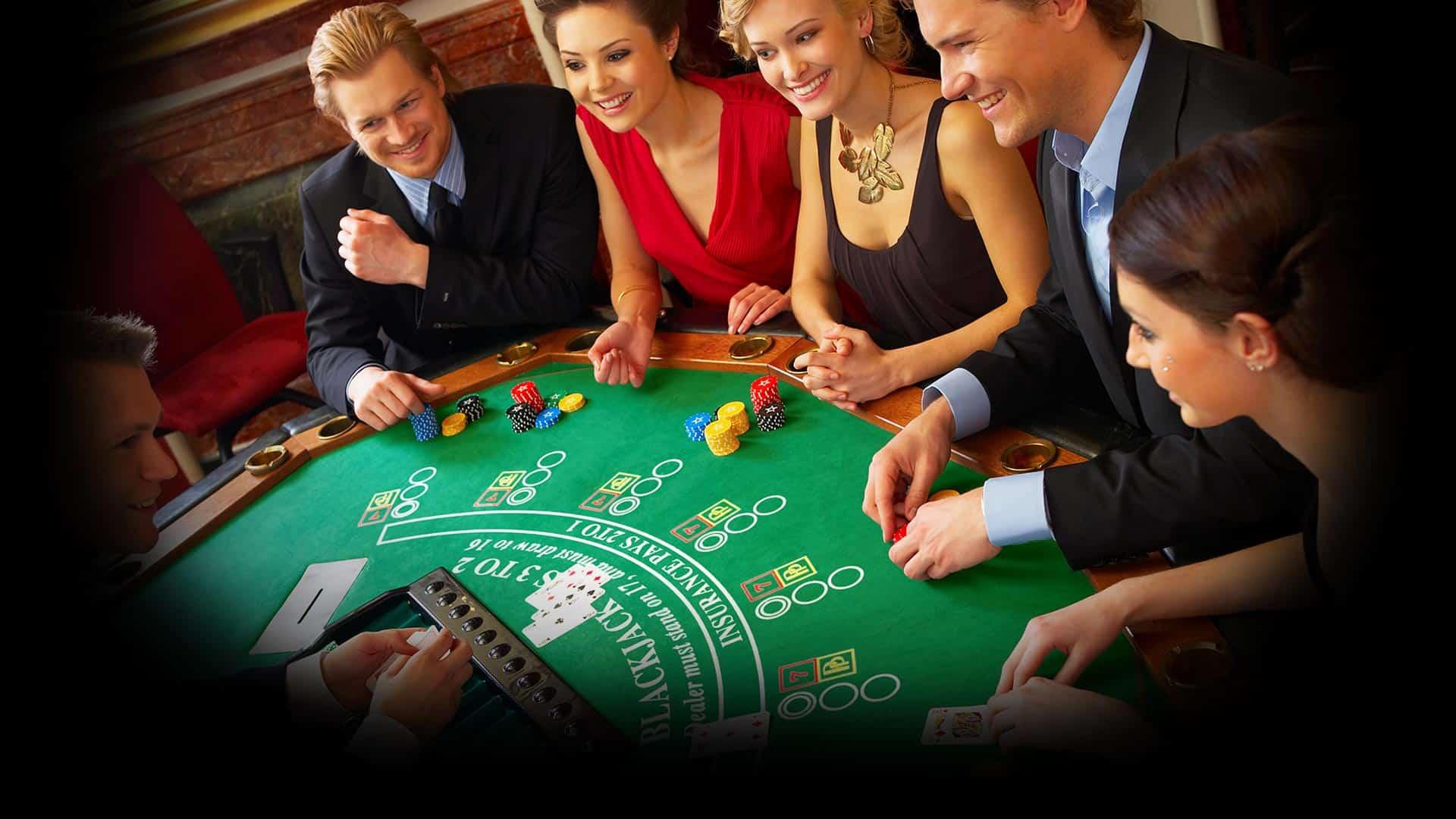 Le blackjack en ligne avec des appareils mobiles