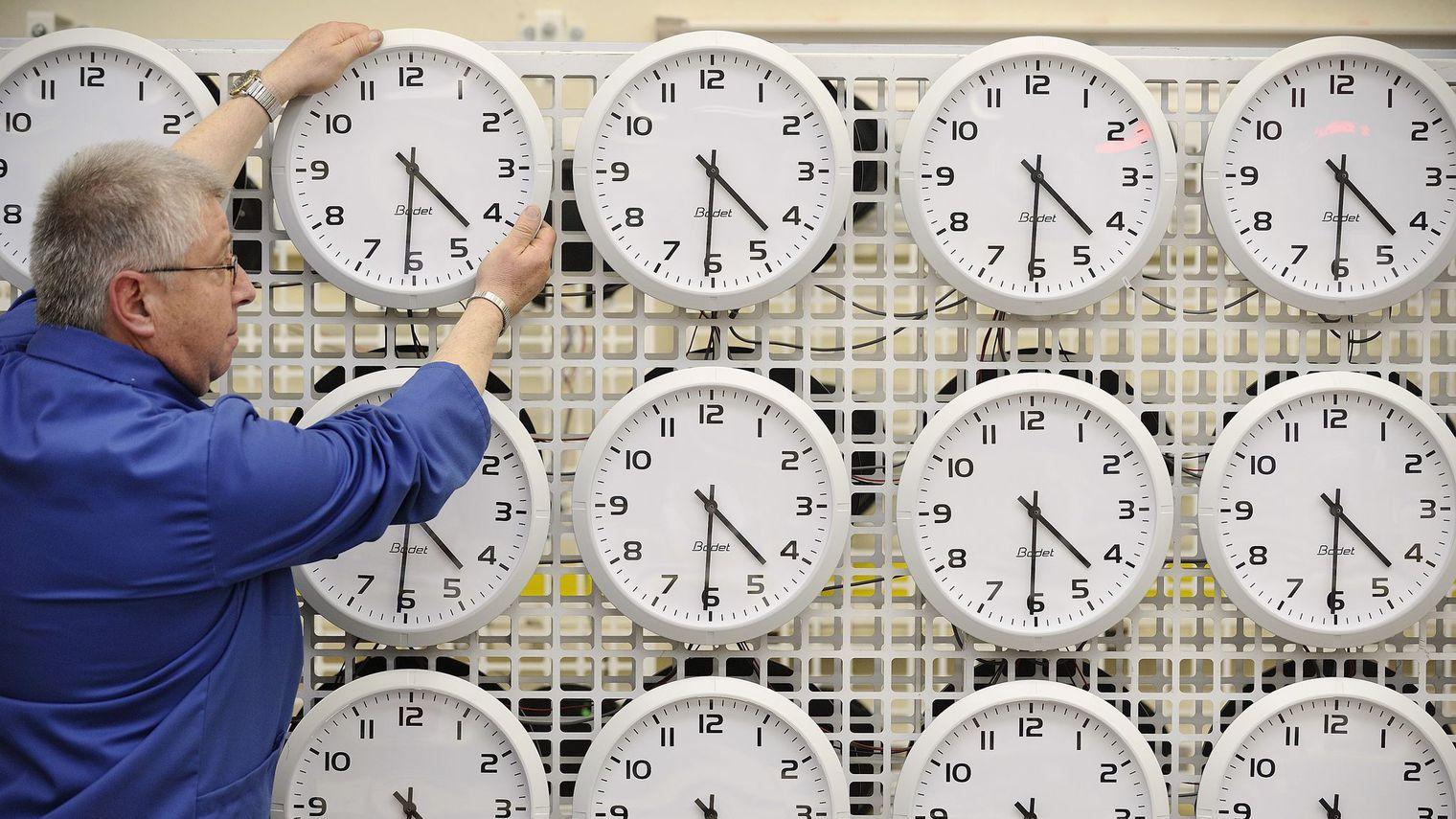 Pour en savoir plus à propos du changement d'heure