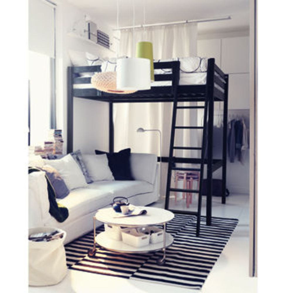comment meubler un studio de 30m2 fabulous awesome. Black Bedroom Furniture Sets. Home Design Ideas