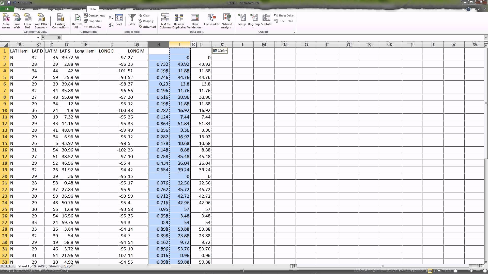how to add minutes and second in excel